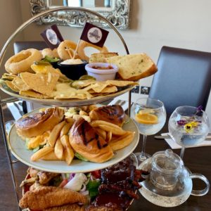 Arbuckles Afternoon Tea