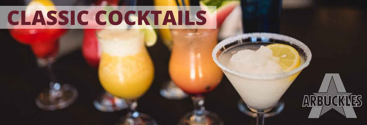 Arbuckles Cocktails